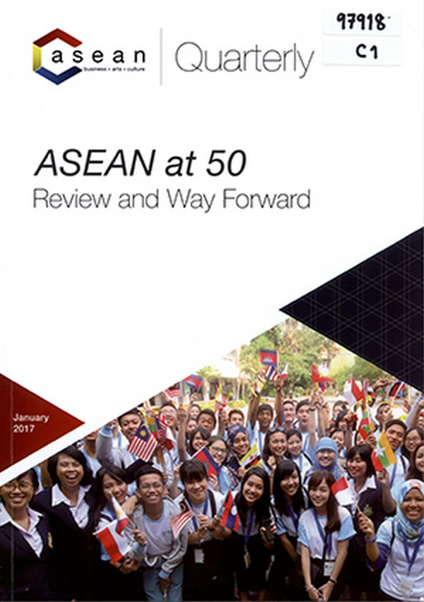 ASEAN at 50: Review and Way Forward