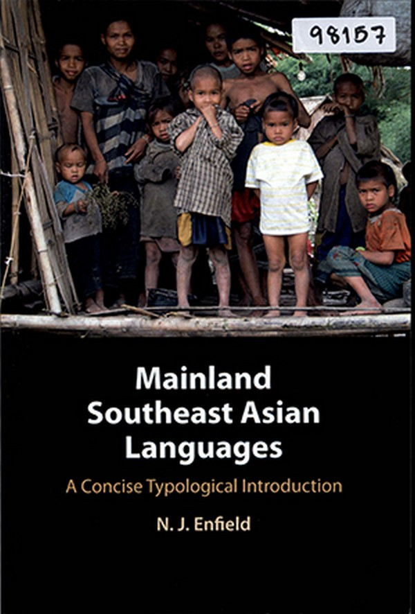 Mainland Southeast Asian Languages: A Concise Typological Introduction