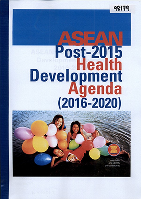 ASEAN Post-2015 Health Development Agenda (2016-2020)