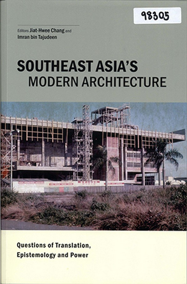 Southeast Asia's Modern Architecture