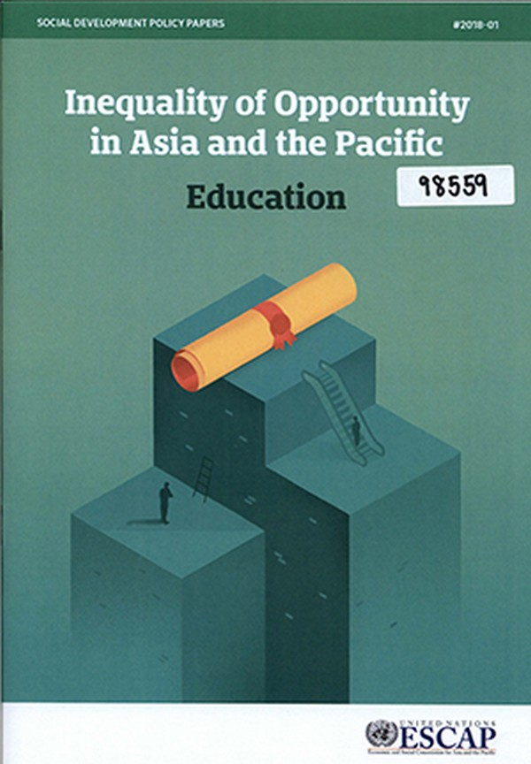 Inequality of Opportunity in Asia and the Pacific: Education