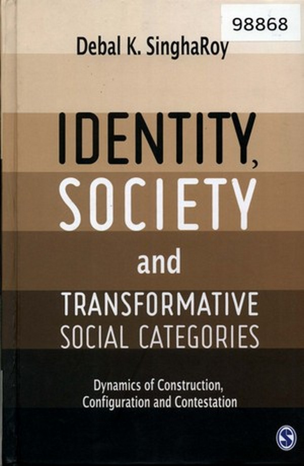 Identity, Society and Transformative Social Categories