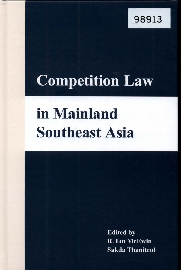 Competitive Law in Mainland Southeast Asia