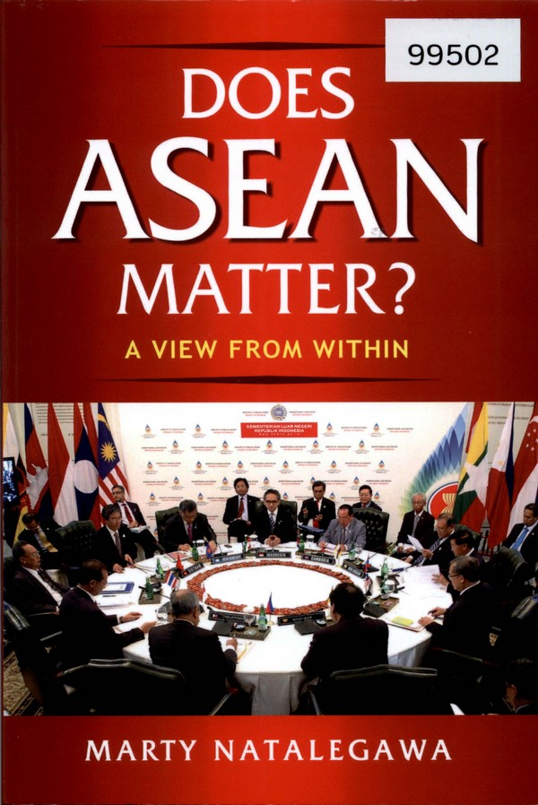 Does ASEAN matter: a view from within